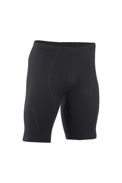 Herren-Shorts, Schlüsseltasche vorne black