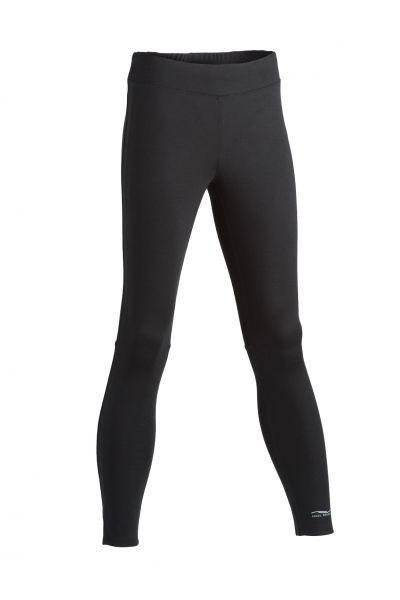 Damen Sport Tights black