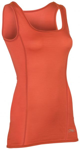 Damen Tank-Top, Slim fit spicy