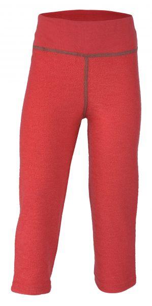 Lange Hose, mit verstellbarem Gummizug am Beinabschluss, Frottee hibiscus
