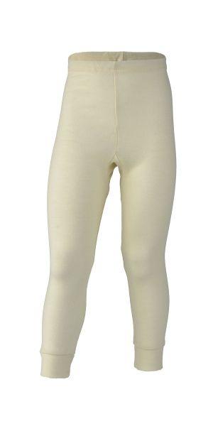 Lange Unterhose für Kinder natur