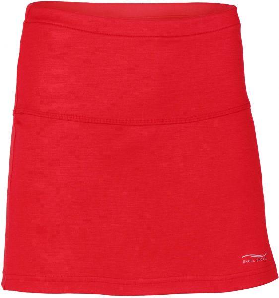 Damen Wanderrock, Interlock rosso