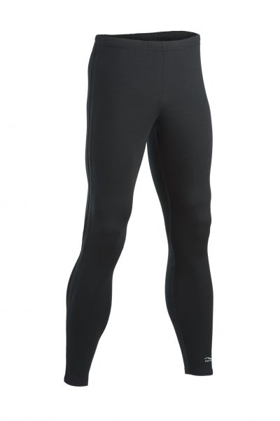 Herren Sport Tights black