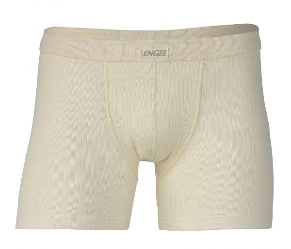 Herren-Pants, Nadelzug natur