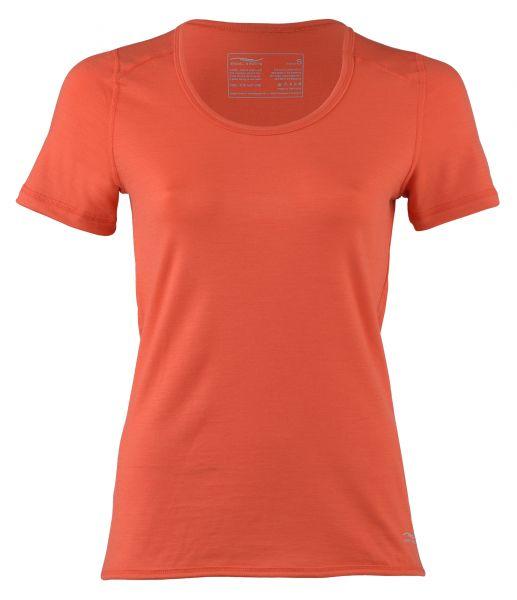 Damen-Shirt kurzarm, Regular fit spicy