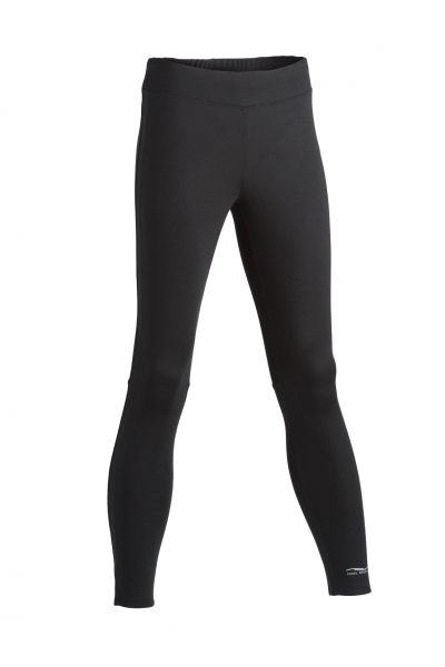Damen Sport Tights black