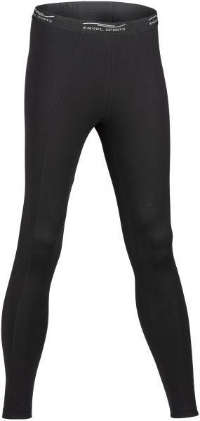 Damen Leggings lang, Schlüsseltasche hinten black