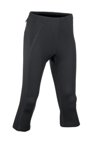 Damen Leggings 3/4 lang black