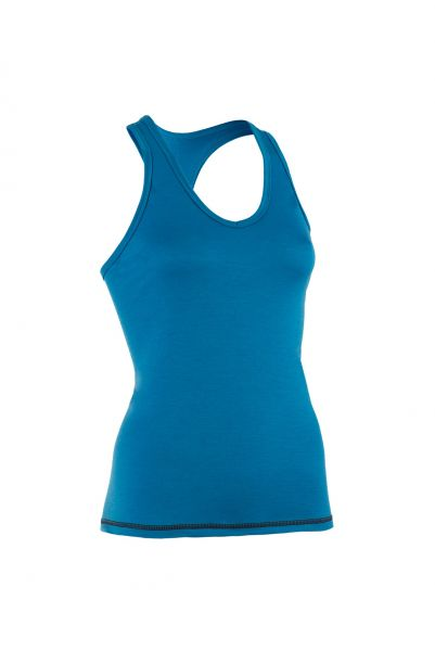 Damen Top, Regular fit sky