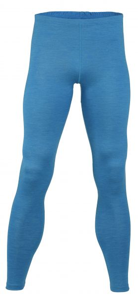Herren-Leggings, Single Jersey sky melange